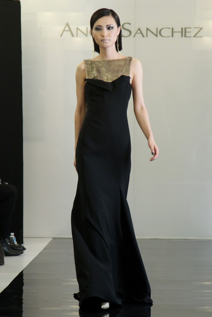 NYFW: Evening Glamour by Angel Sanchez Fall 2013 - One Style at a Time