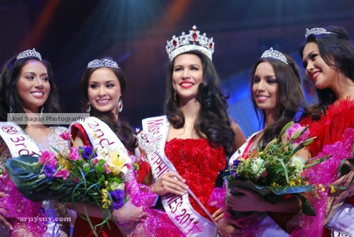 miss philippines Gwendolyn Ruais miss world 2011 contestant