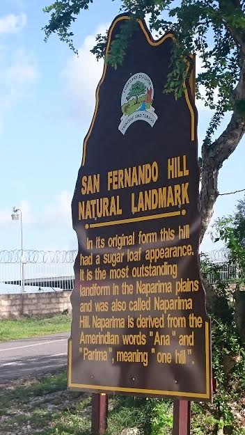 SAN FERNANDO HILL ... A SOUTHERN LANDMARK