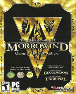 TES III: Morrowind GOTY Edition PC Box
