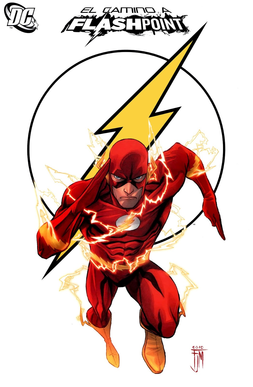 Otro blog más de cómics ... porque sí ...: Flash: El camino a Flashpoint