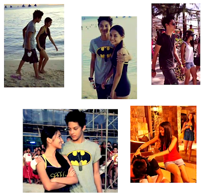 "Daniel, Kathryn and the rest of the ""Growing Up"" barkada loveteams"