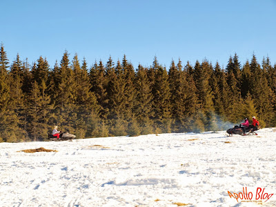 Sporturi de Iarna, Snowmobil inchiriere