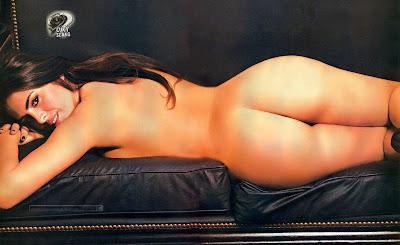 SilvinaLuna desnuda Playboy
