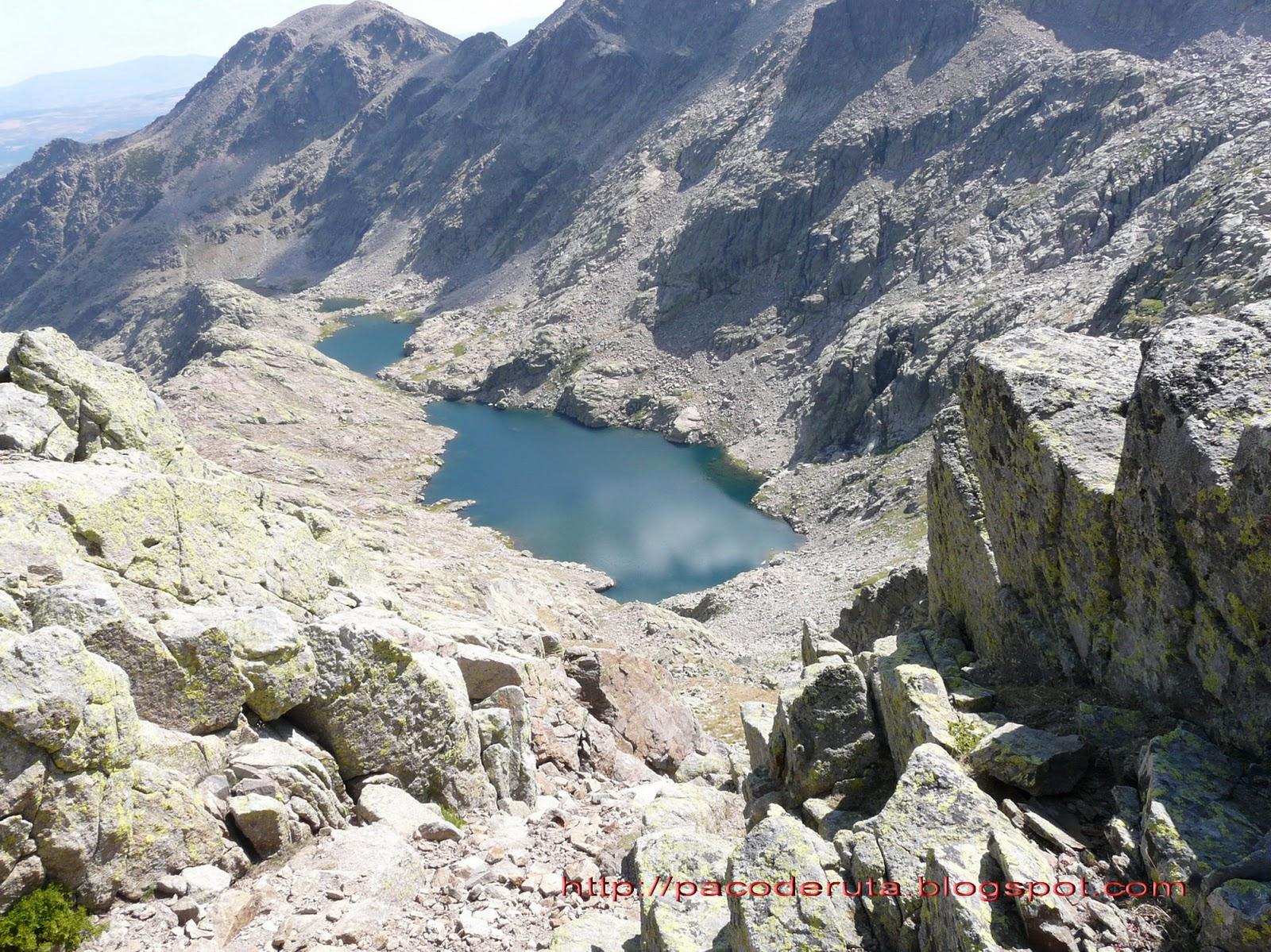 Paseos por la monta a y demas subida a 5 lagunas desde for Navalperal de tormes