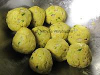 Avocado Chappati