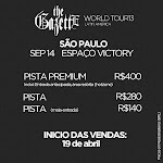 the GazettE World Tour13