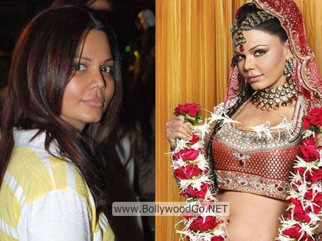 Rakhi Sawant Real Life Pictures without Makeup