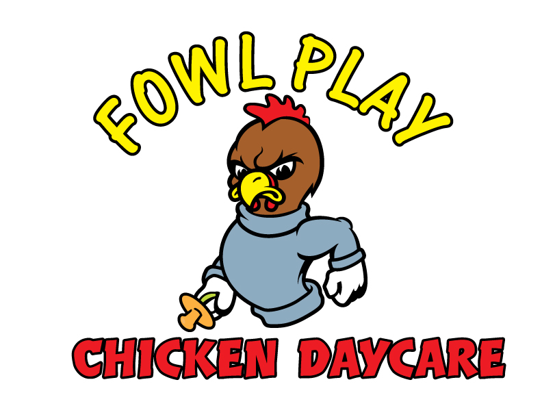 Fowler Chicken Run Forced to Run The Chicken
