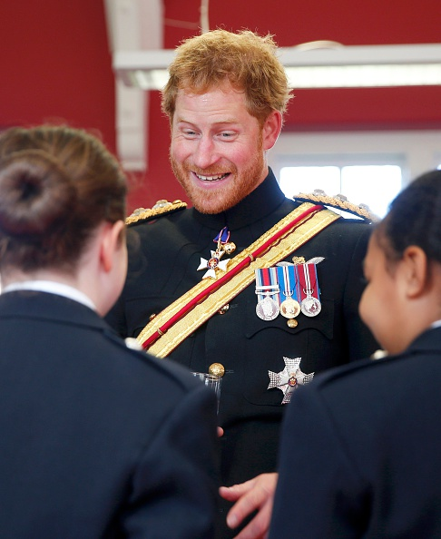 Royal Family Around The World: Prince Harry Visits The
