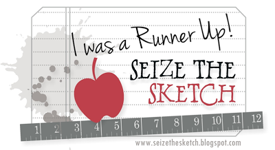 Seize the Sketch #13 Runner Up