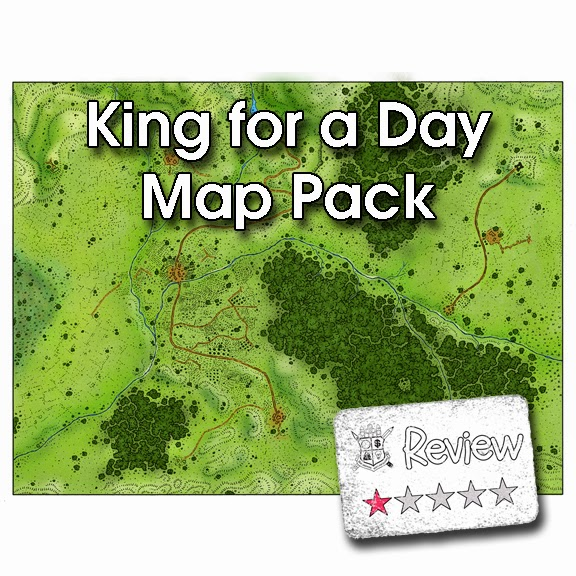 Frugal GM Review: King for a Day Map Pack