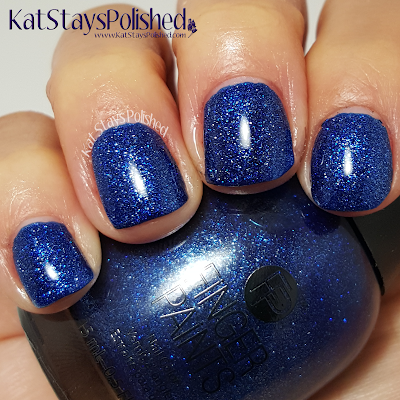 FingerPaints Once in a Wild - Amazon Sky | Kat Stays Polished