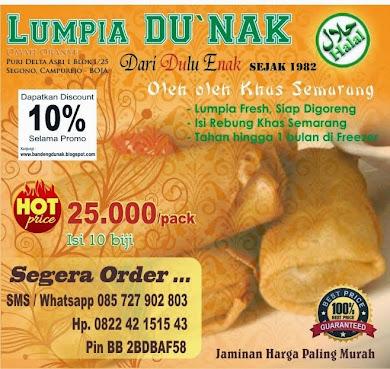 Lumpia Semarang DUNAK