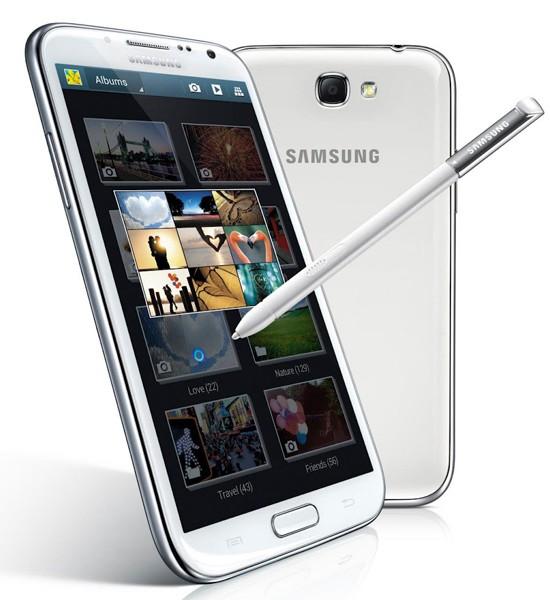 Harga Samsung Galaxy Note 2 N7100 Baru : Rp 6.325.000,00