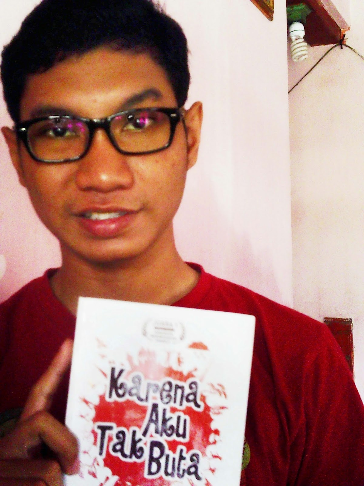 novel Karena Aku Tak Buta