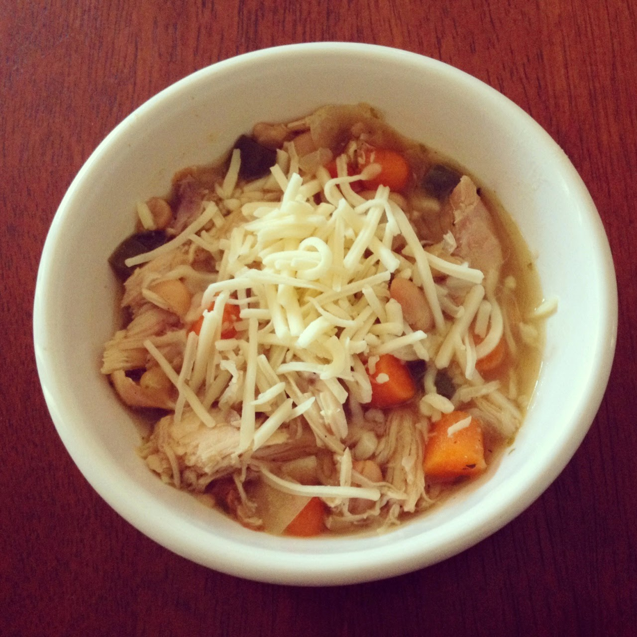 Easy Weeknight Meal: White Bean Chicken Chili
