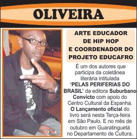 Oliveira, Oliver Zulu