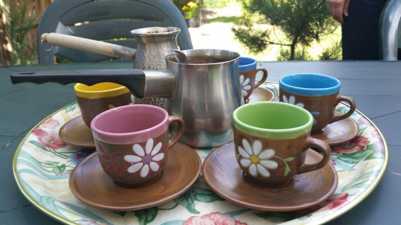 Breakfast At Carolines Mug Of The Month Lebanese Coffee Cups