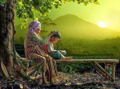 """""""Quando você cura a sua vida, por desatar nós cármicos, você também cura a vida de seus filhos e su"""