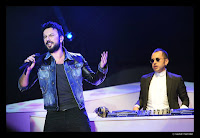 Tarkan at Colakoglu album launch show