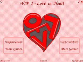 لعبة الحب - لعبة مقياس الحب