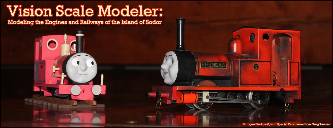 Vision Scale Modeler