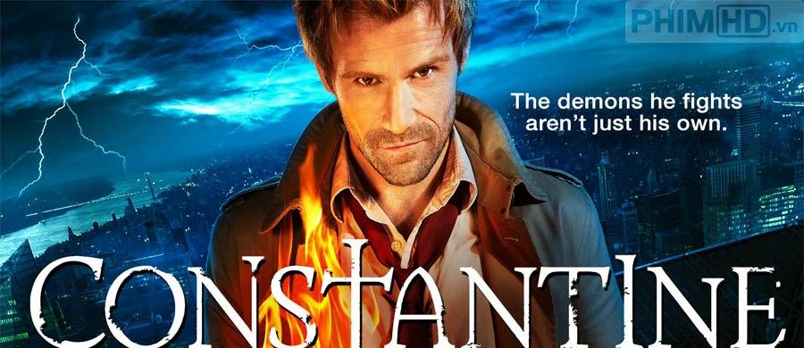 Bậc Thầy Diệt Quỷ: Phần  1 - Constantine: Season 1 - 2014