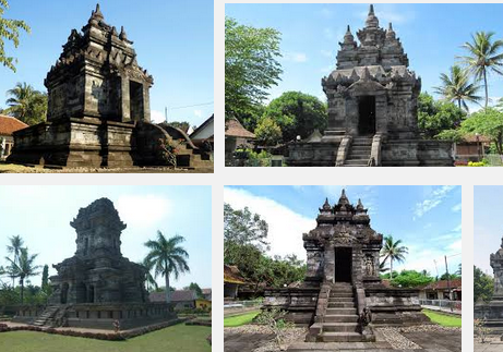 Ilustration Of Virtual Tour Of The Pawon Temple
