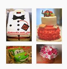 Moje torty na każdą okazję - galeria