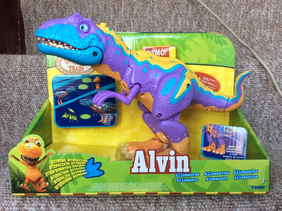 Dinosaur Train Toys : Friendly barghest toy reviews dinosaur train extreme