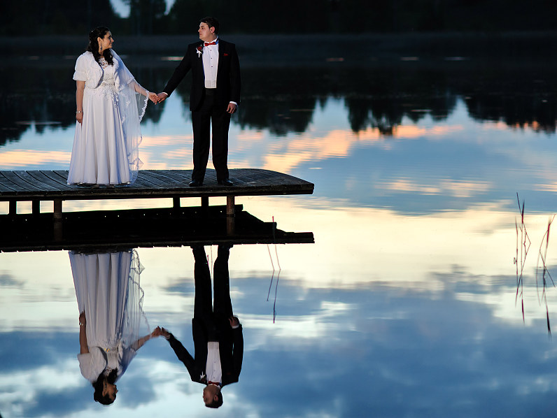 nuostabios vestuvinės fotografijos