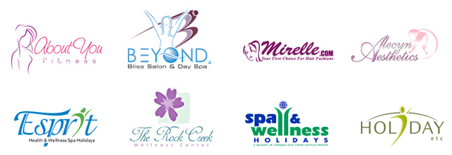 Pin spa logosjpg on pinterest for Abrir un salon de belleza