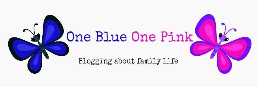 OneBlueOnePink