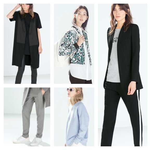 PANTALÓN MODA BÁSICO Ver todo Pantalones Zara - ver imagenes de pantalones de moda