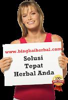 Obat Herbal Keputihan