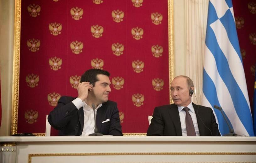Γιατί μπορεί να αποδώσει το «παίγνιο» Τσίπρα με Ρωσία