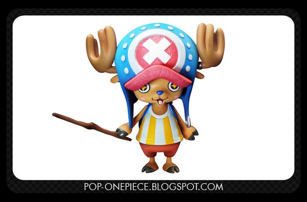 Tony Tony Chopper Kyupin Ver. - P.O.P Sailing Again