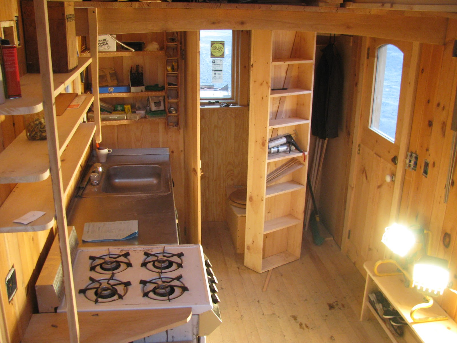 Gold Thread Tiny House New Photos