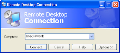 Cara menggunakan dan setting remote desktop pada laptop