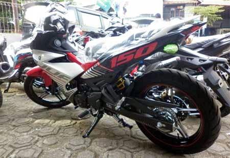 gambar Yamaha Jupiter MX King 150