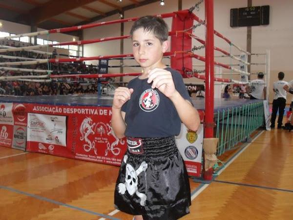 Campeão Regional - Madeira - Light Kick
