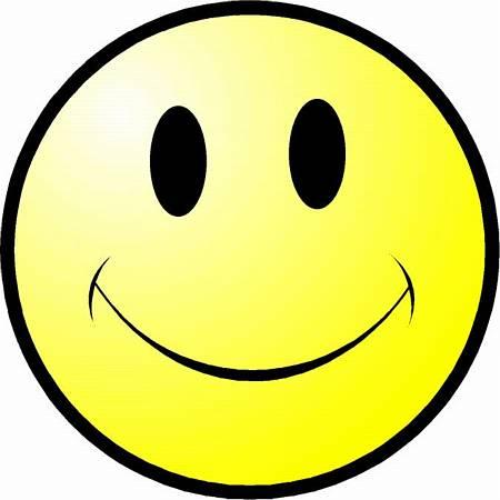 Funny smiley faces cartoon