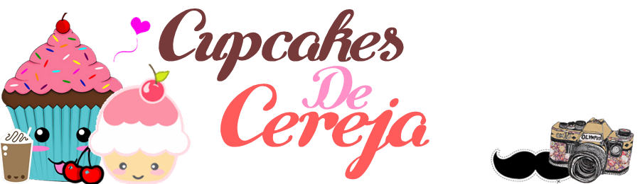 Cupcakes de Cereja