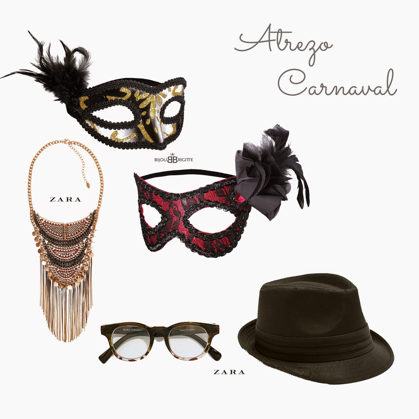 Atrezo Carnaval