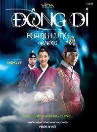 Phim Dong Yi - Hoàng Cung Dậy Sóng [Hàn Quốc] VTV3 Online
