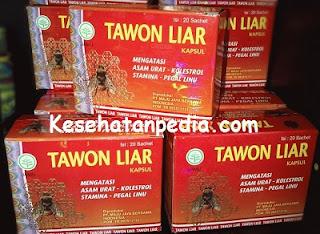 Efek samping Jamu Tawon Liar kapsul