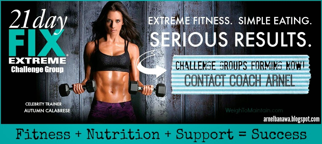21 Day Fix Extreme - 21 Day Fix Extreme Challenge Group - 21 Day Fix Test Group