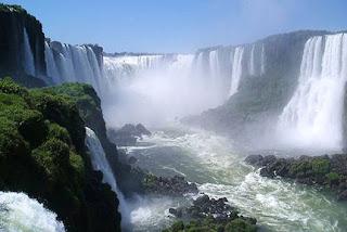Cataratas, Iguazú, Viajar, Conocer, Turismo
