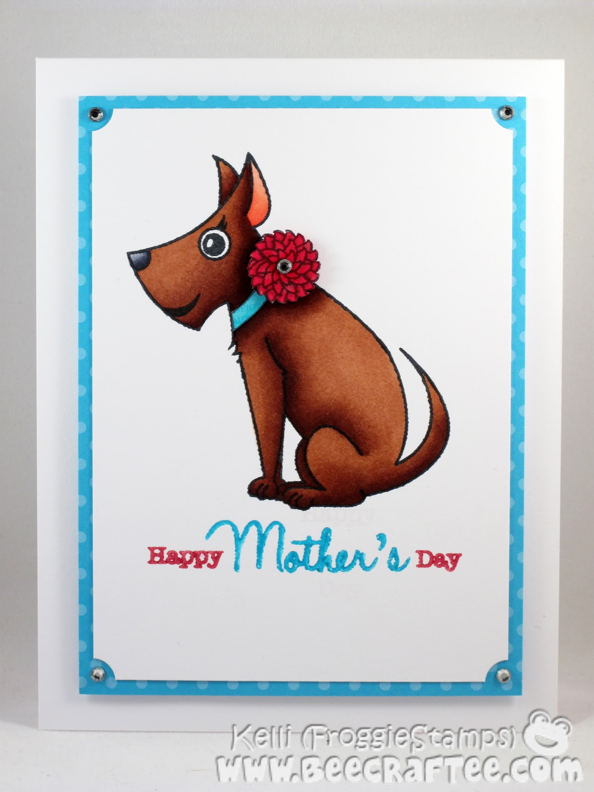 happy mothers day doggies